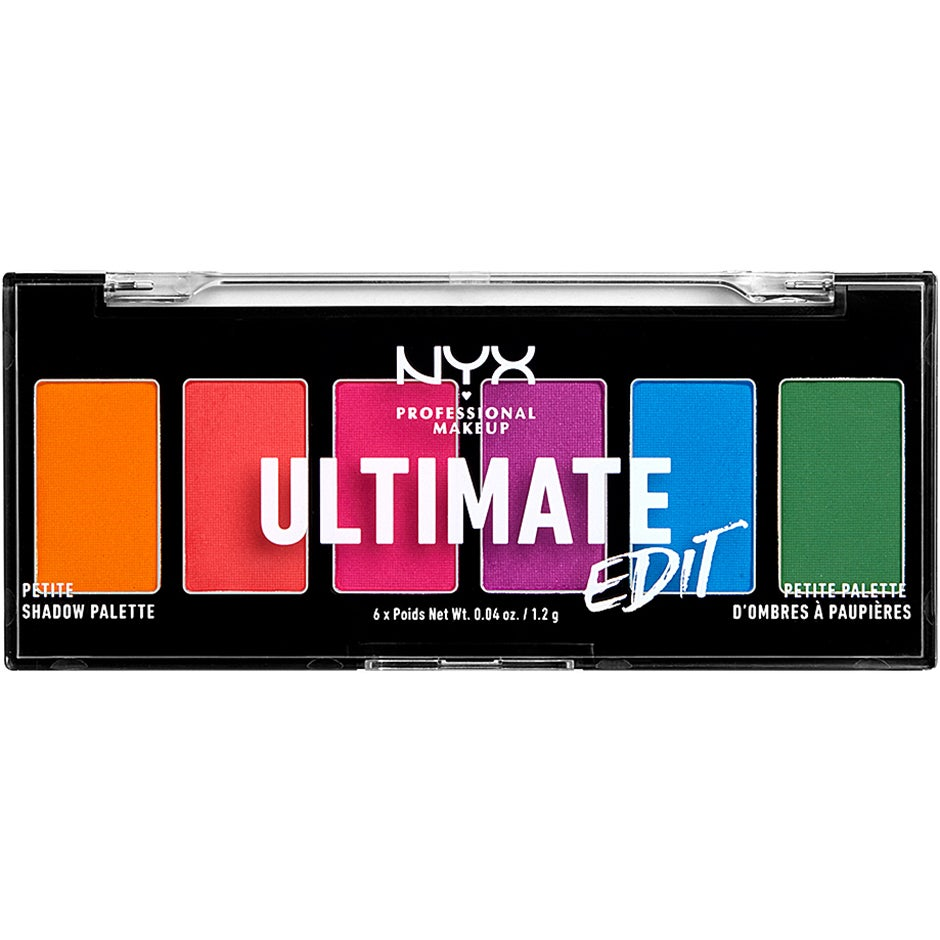 Ultimate Shadow Palette Petit Edition NYX Professional Makeup Ögonpaletter