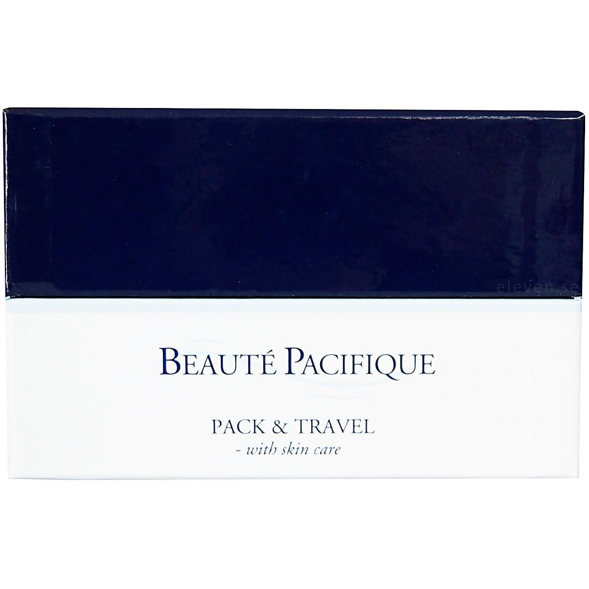 Pack & Travel Beauté Pacifique Set / Boxar