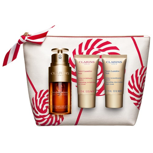 Clarins Double Serum & Nutri-Lumiere Holiday Collection