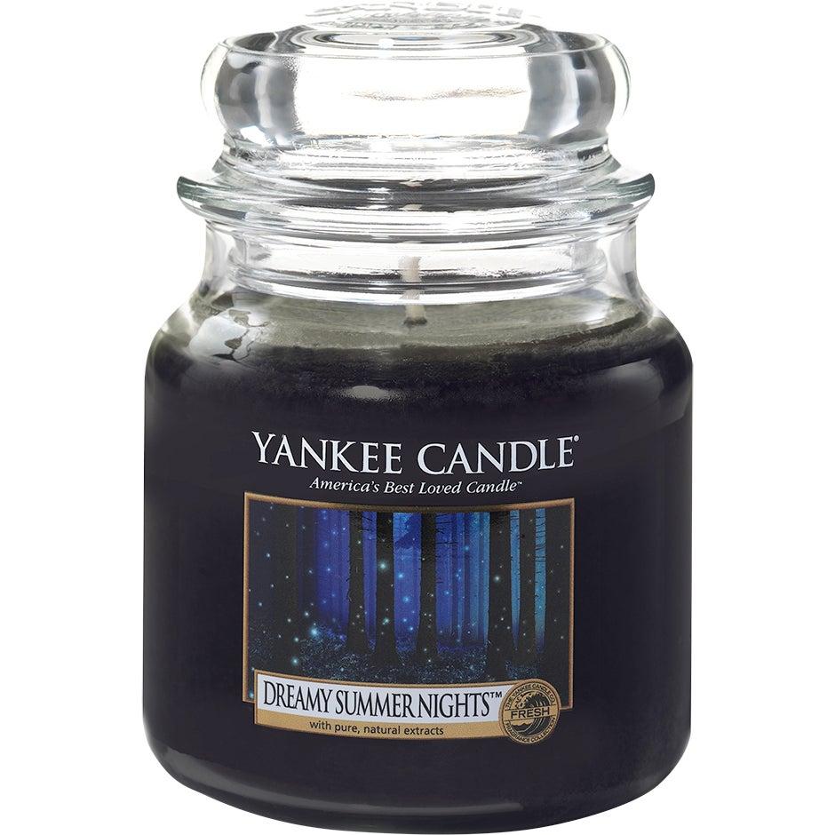 Yankee Candle Classic Medium Jar Dreamy Summer Nights Candle 411g