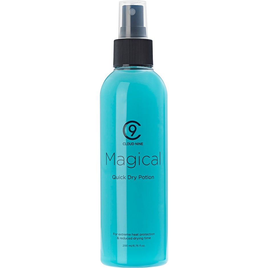 Cloud Nine Magical Quick Dry Potion Spray 200 ml Cloud Nine Värmeskydd