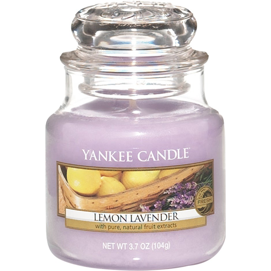 Lemon/Lavender 104 g Yankee Candle Doftljus