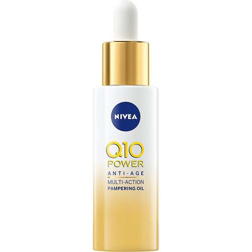 Nivea Q10 Extra Nourishing Facial Oil