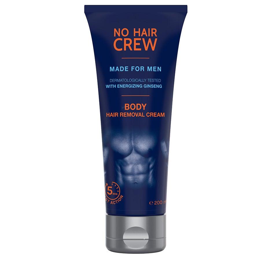 Body Hair Removal Cream No Hair Crew Hårborttagning