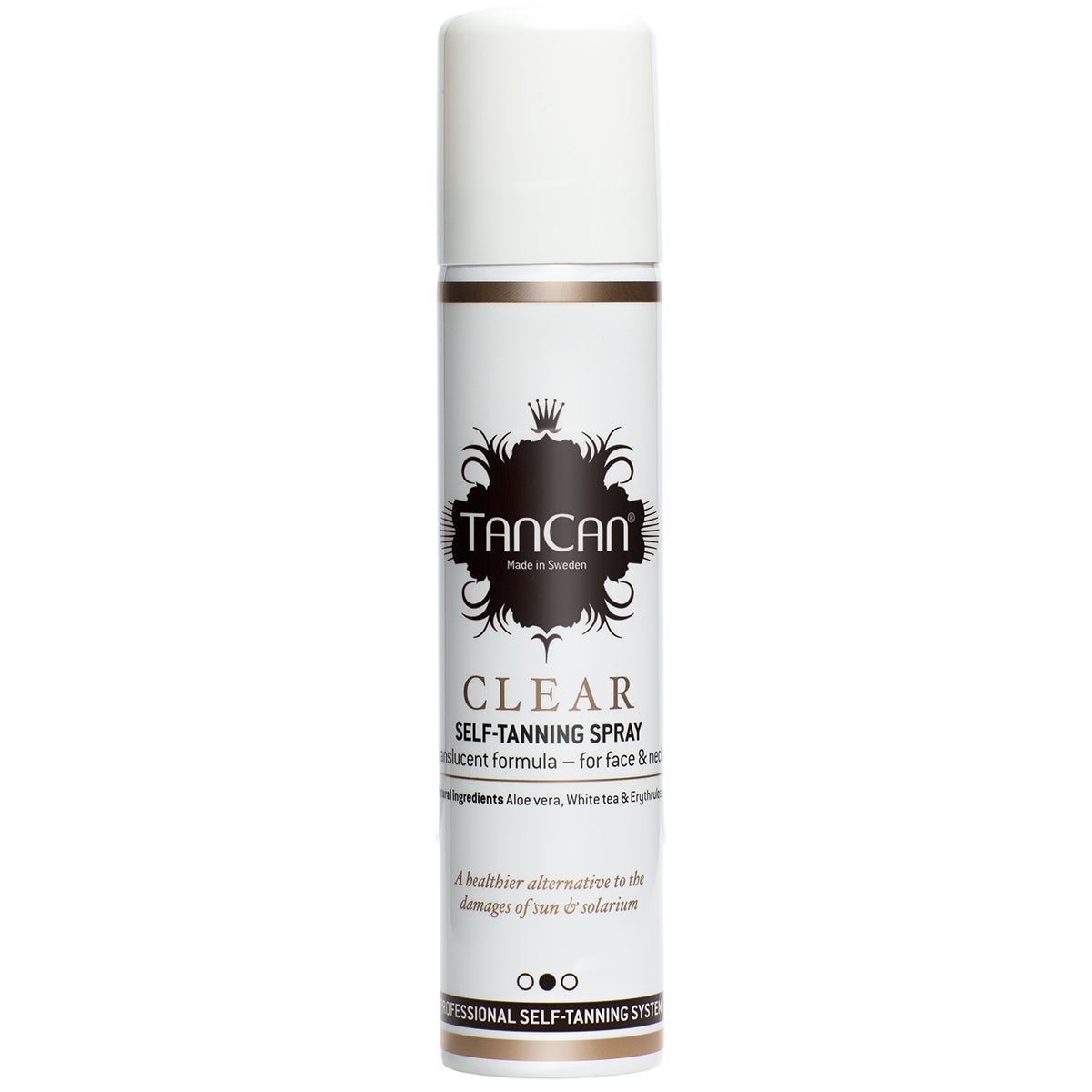 TanCan Clear Self-Tanning Spray