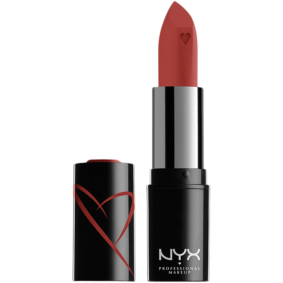 Shout Liquid Satin Lipstick NYX Professional Makeup Läppstift