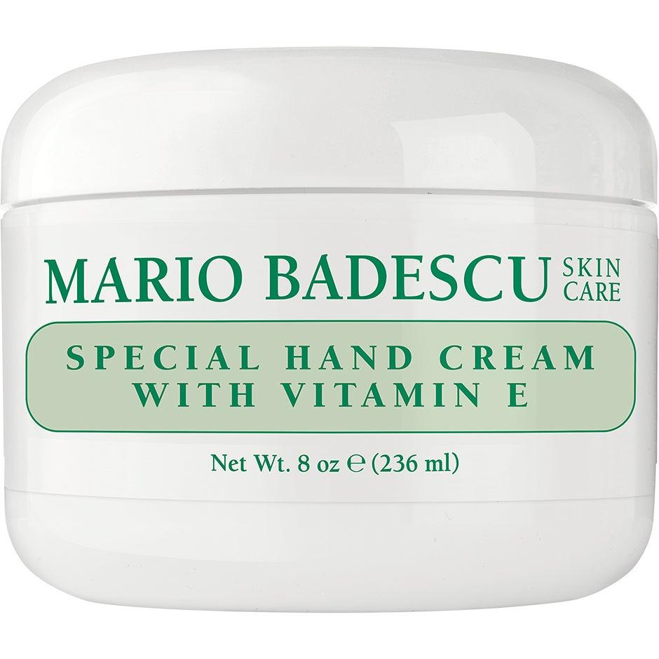 Mario Badescu Special Hand Cream with Vitamin E 236 ml Mario Badescu Handvård