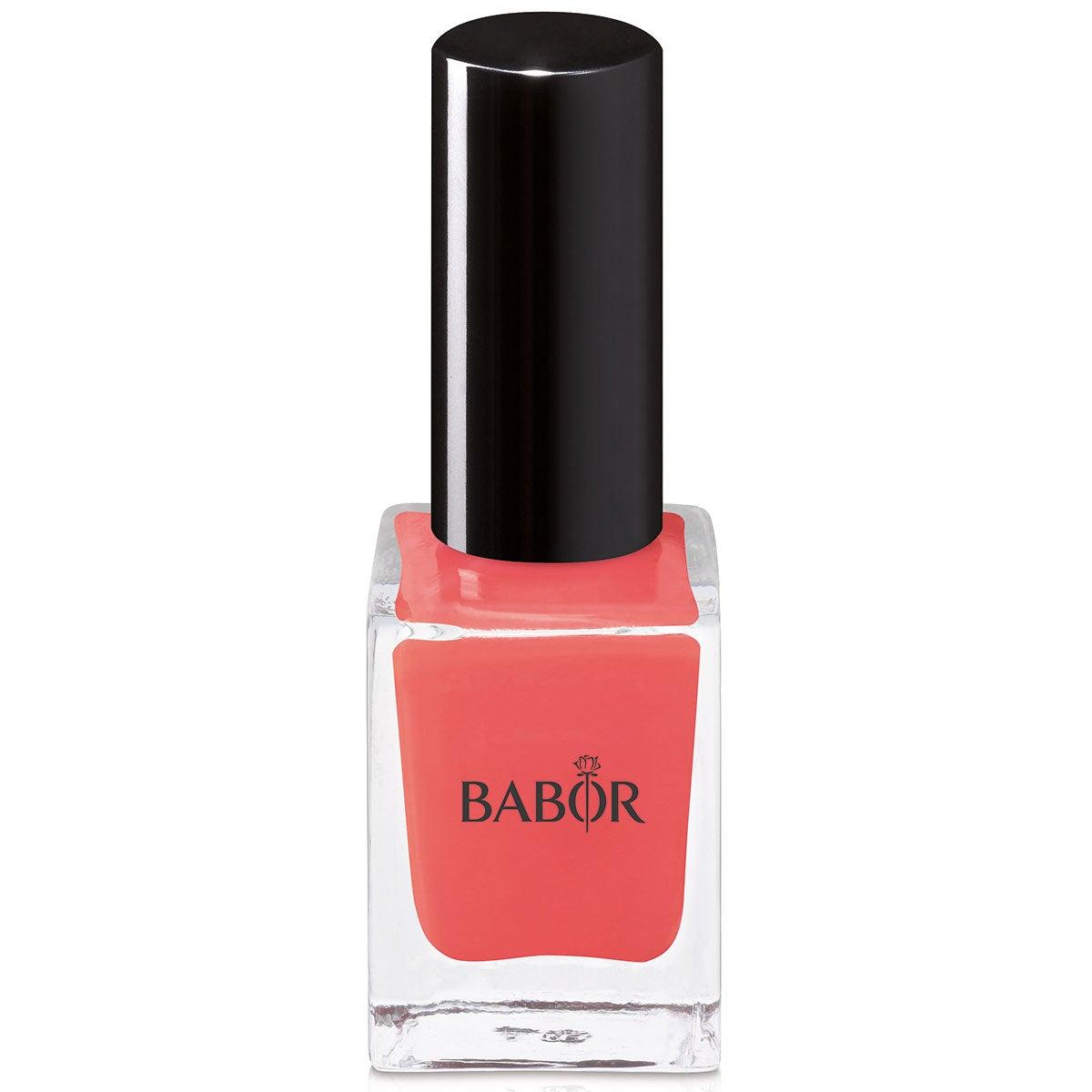 Nail Colour Babor Gul & Orange