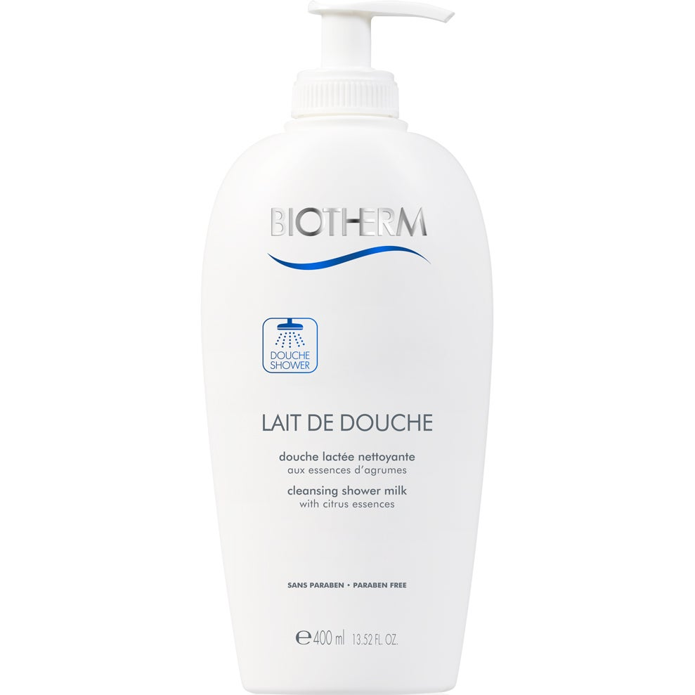 Biotherm Lait de Douche Cleansing Shower Milk 400 ml Biotherm Bad- & Duschcreme