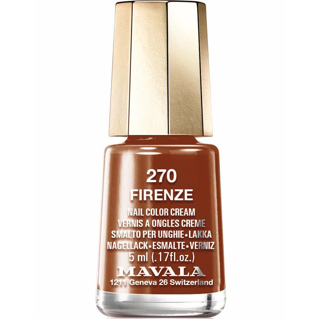 Nail Color Cream 270 Firenze 5 ml Mavala Alla färger