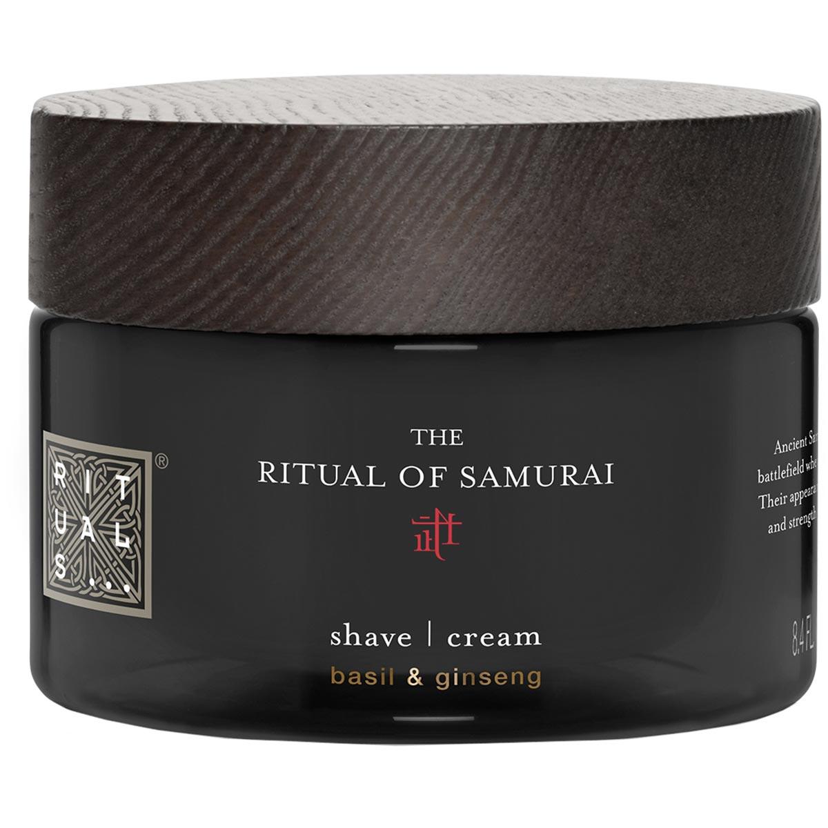 The Ritual of Samurai Shave Cream 250 ml Rituals… Under rakning