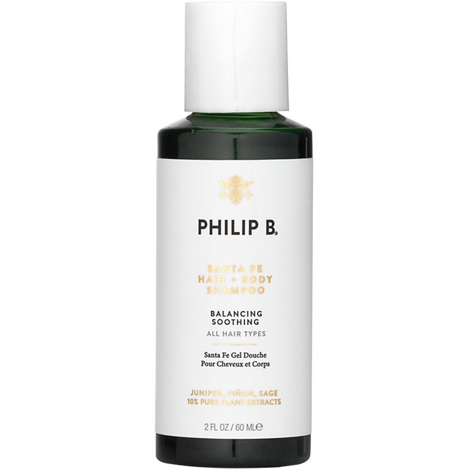 Scent of Santa Fe Shampoo 60 ml Philip B Schampo