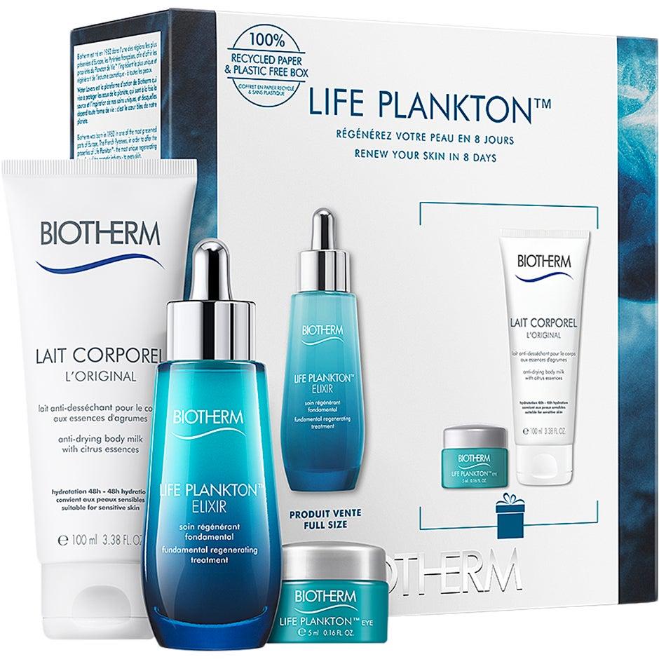 Life Plankton Elixir Set Biotherm Ansiktsserum