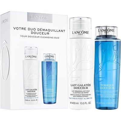 Lancôme Your Douceur Cleansing Duo