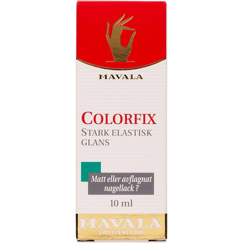 Mavala Colorfix Strong Flexible Top Coat 10 ml Mavala Överlack