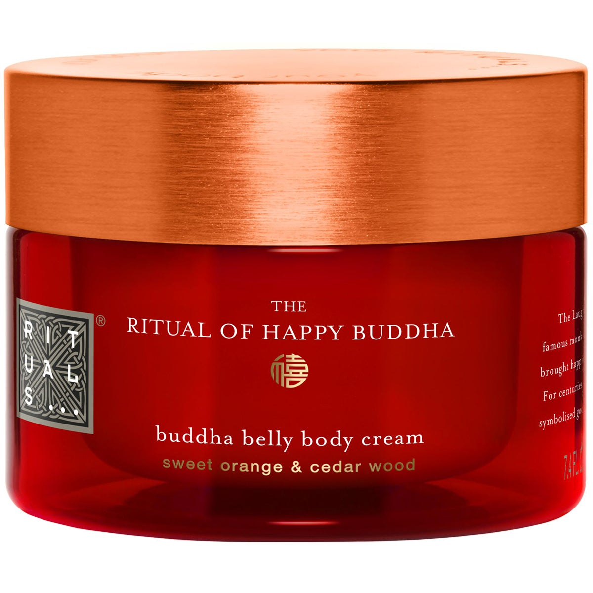 Rituals The Ritual of Happy Buddha Body Cream Rituals… Body Cream