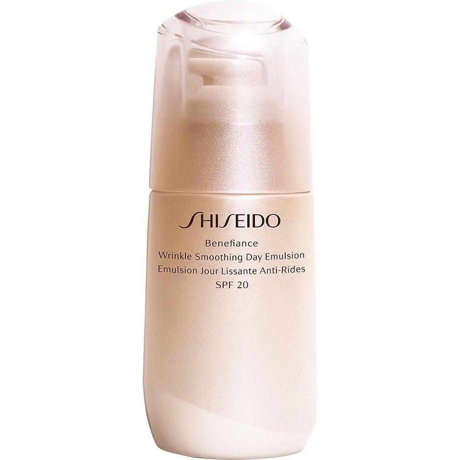 Benefiance Wrinkle Smoothing Day Emulsion 75 ml Shiseido Dagkräm