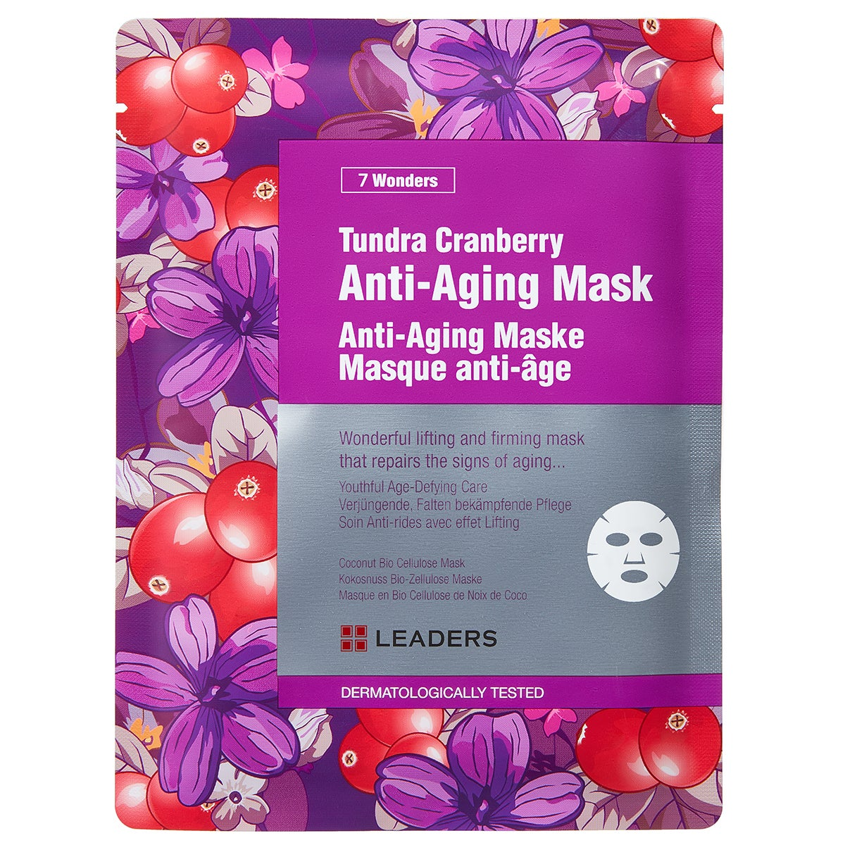 Leaders Tundra Cranberry Anti-Aging Mask