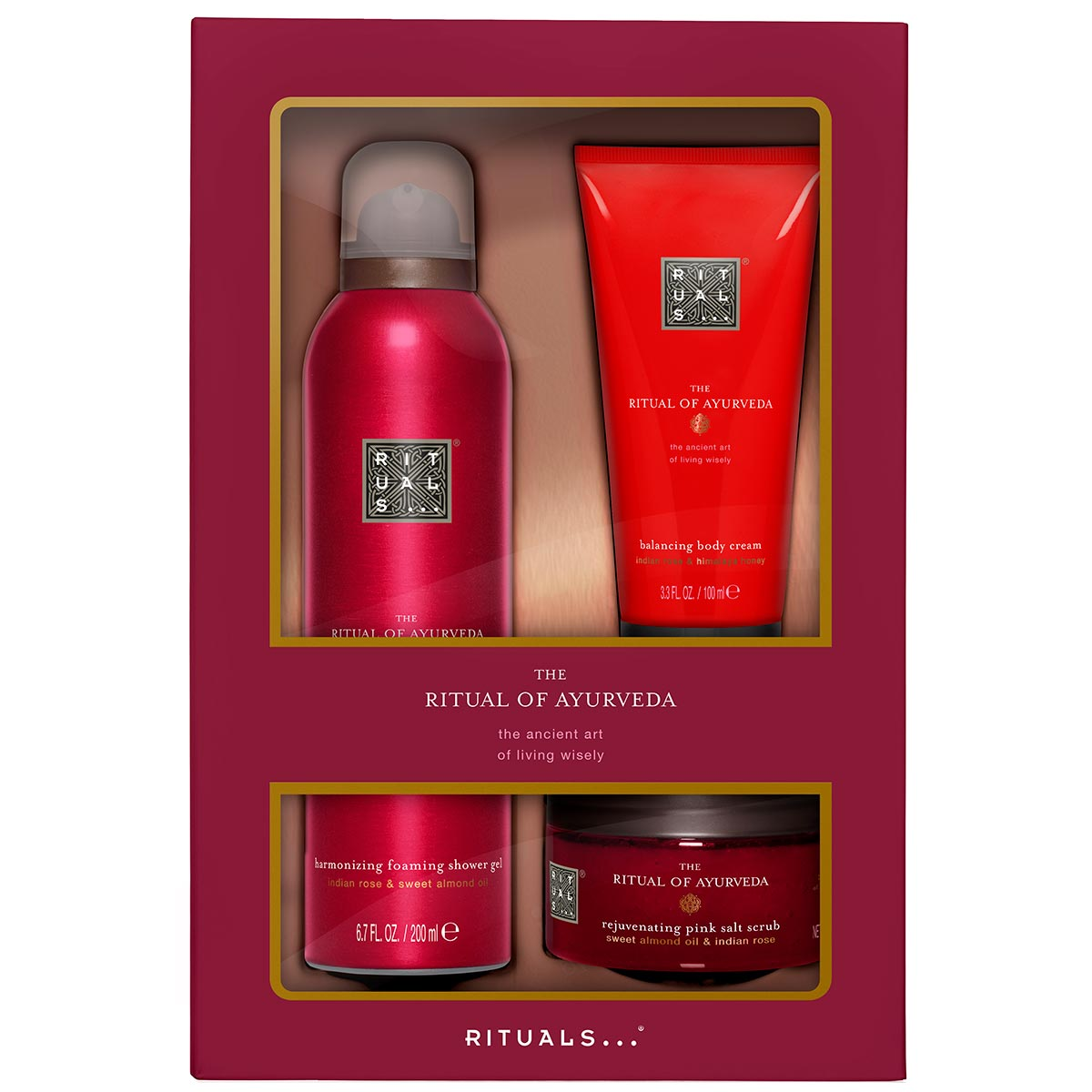 Rituals... Discovery Ayurveda Set