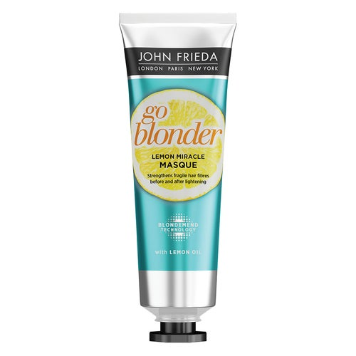 John Frieda Sheer Blonde Go Blonder Lemon Masque