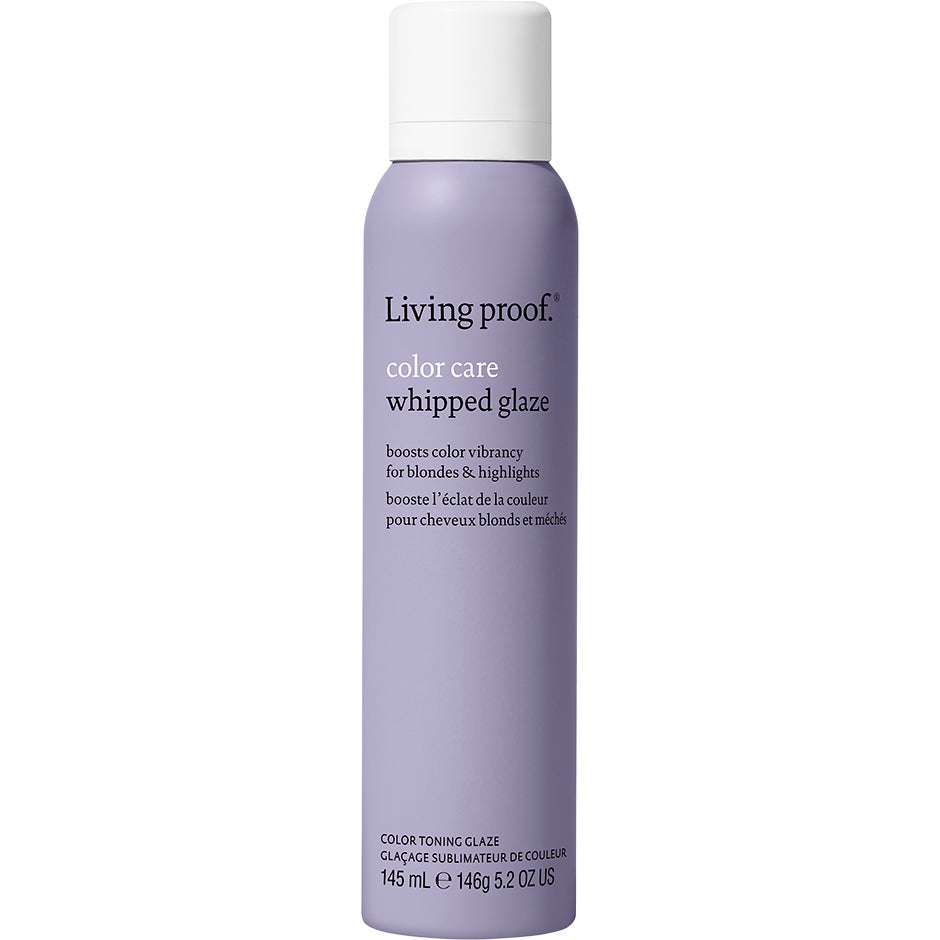 Color Care Whipped Glaze Light 145 ml Living Proof Blond hårfärg