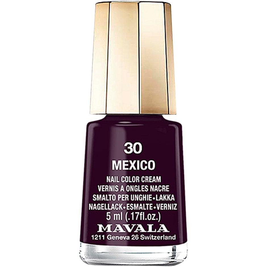 Mavala Nail Color Cream 30 Mexico 5 ml Mavala Alla färger