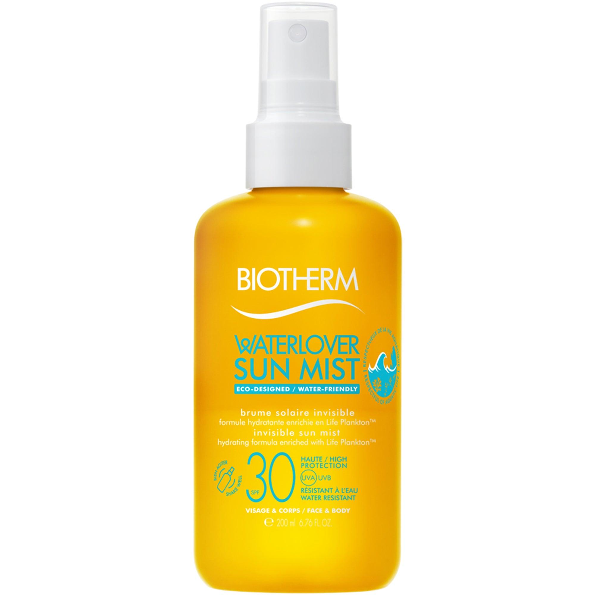 Biotherm Waterlover Sun Mist SPF30 200 ml Biotherm Solkräm