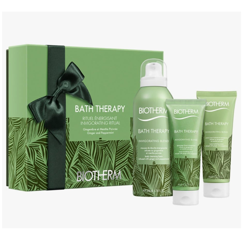 Bath Therapy Invi Medium Set Biotherm Bad- & Duschcreme