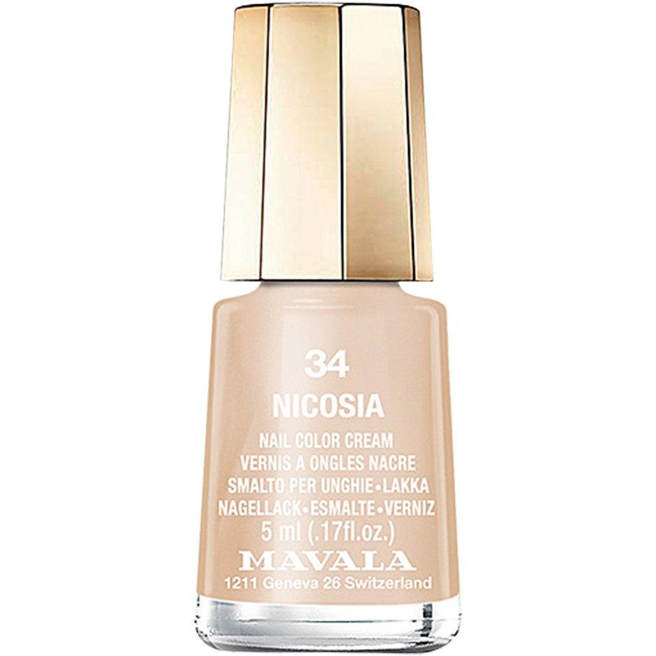 Mavala Nail Color Cream 34 Nicosia 5 ml Mavala Alla färger