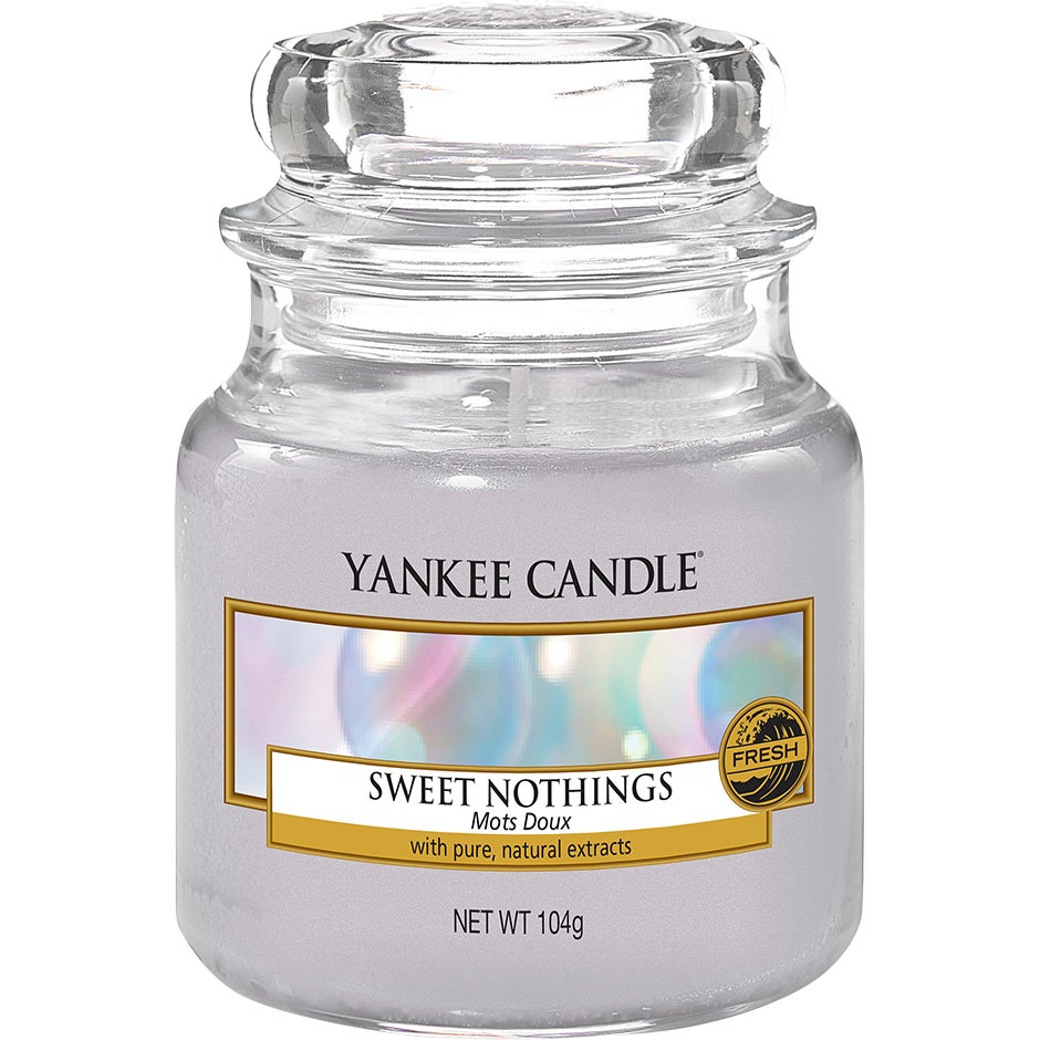 Sweet Nothings 104 g Yankee Candle Doftljus