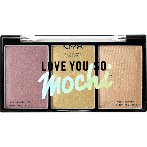 NYX Professional Makeup Love You So Mochi Highlighter Palette
