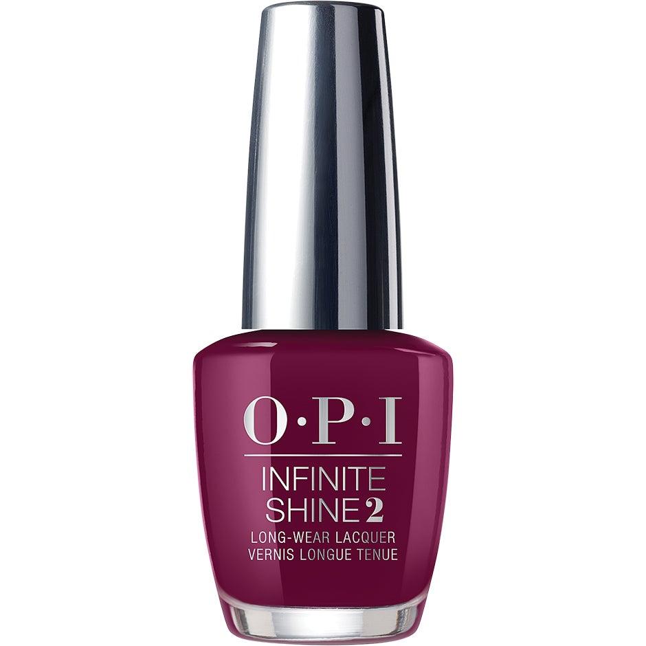 OPI Infinite Shine In the Cable Car-Pool Lane 15 ml OPI Lila & Blå