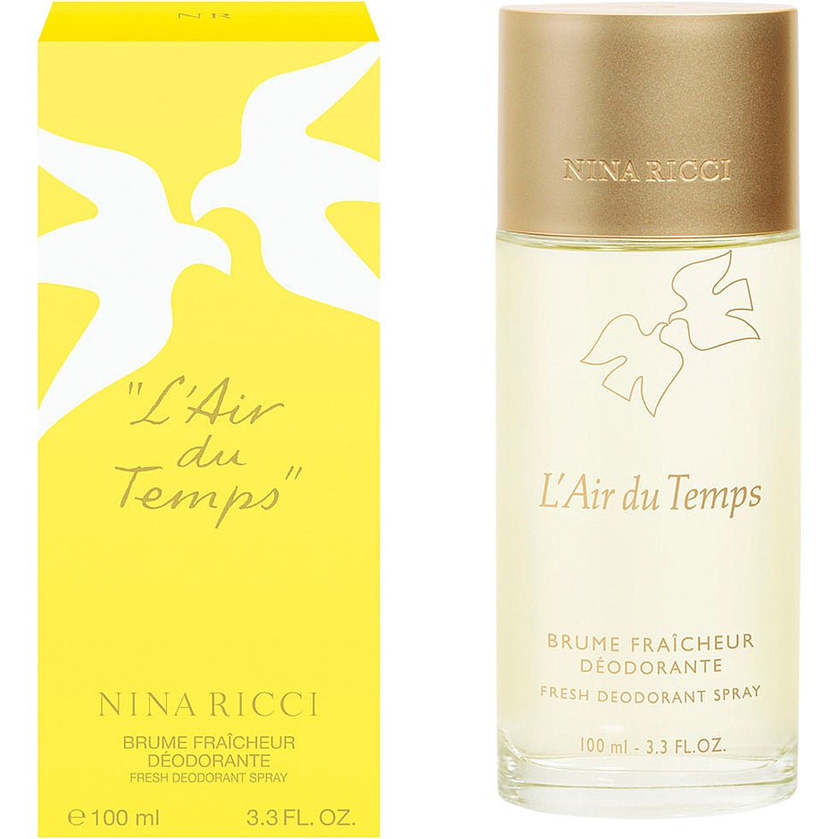 Nina Ricci L'Air du Temps Fresh Deodorant Spray