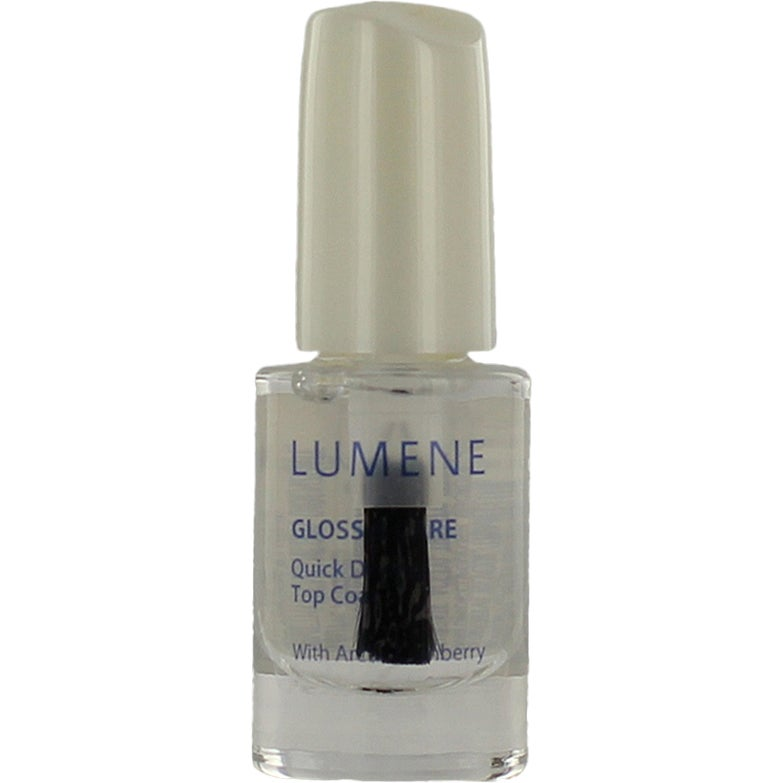 Lumene Gloss & Care Quick Drying Top Coat 5 ml Lumene Överlack