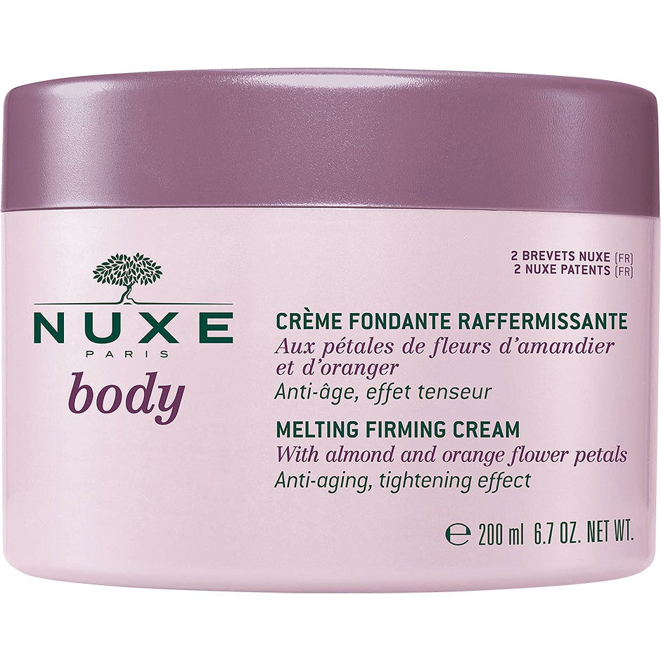 NUXE BODY Fondant Firming Cream 200 ml Nuxe Body Cream