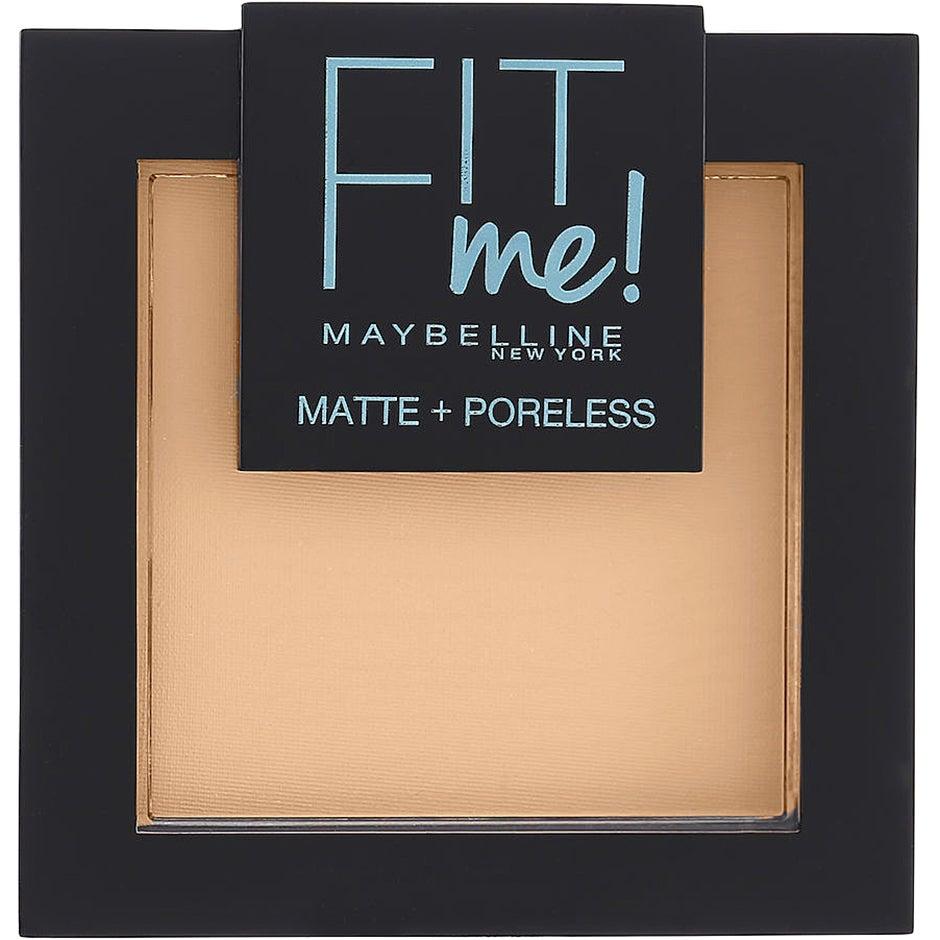 Maybelline Fit Me Matte + Poreless Powder Maybelline Puder