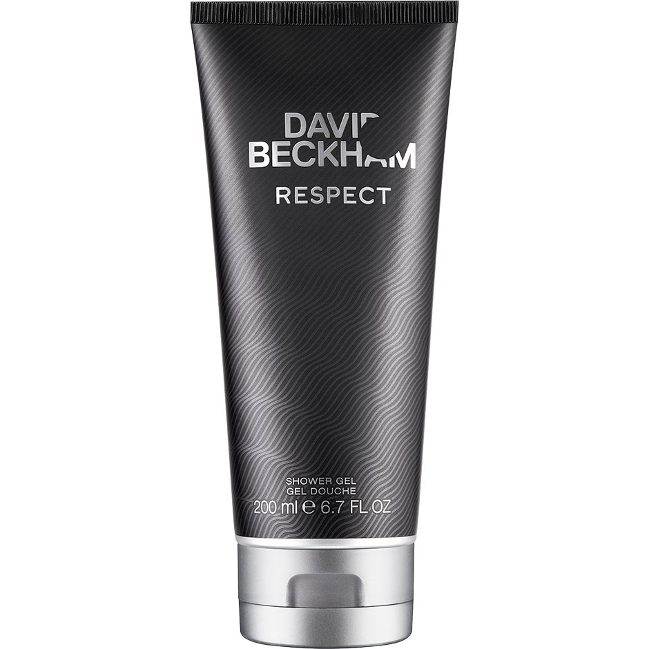 Respect 200 ml David Beckham Bad- & Duschcreme