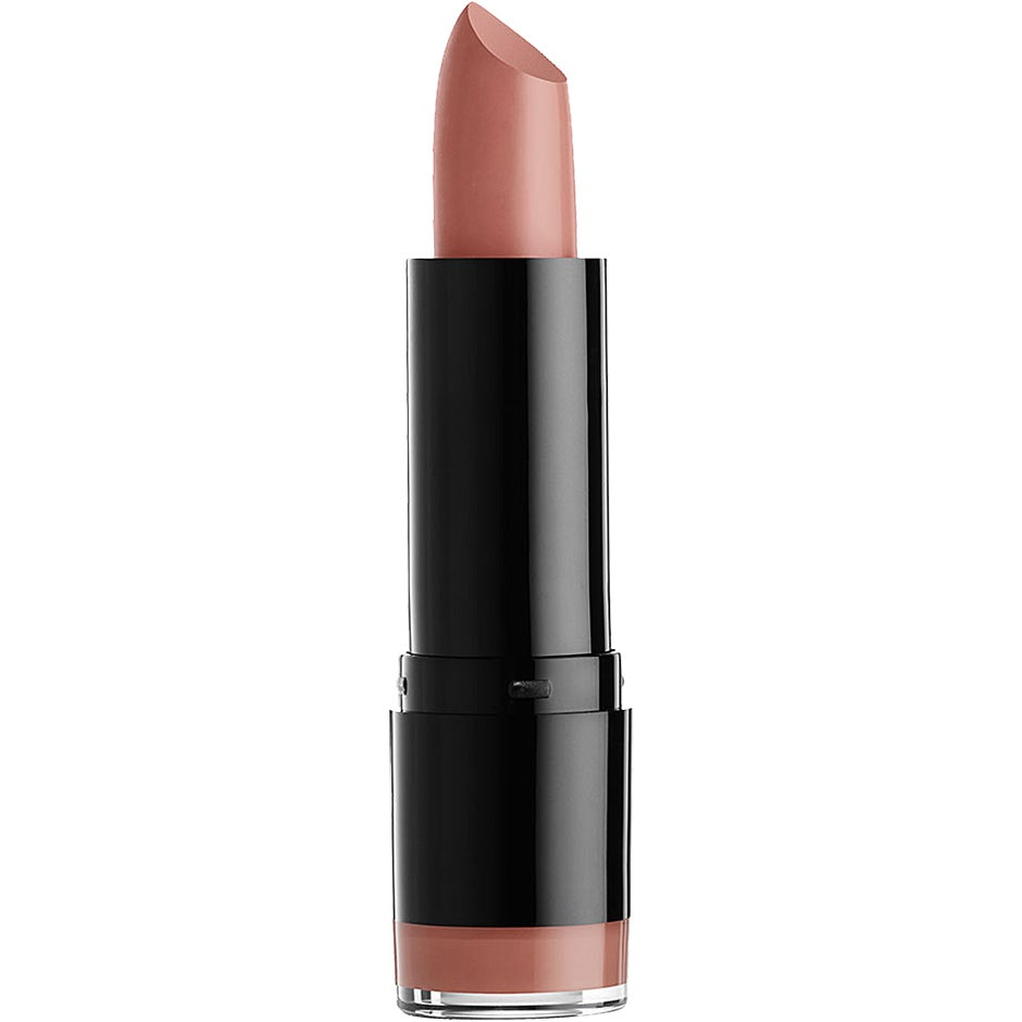Round Lipstick, LSS595 Marrakesh Pink NYX Professional Makeup Läppstift