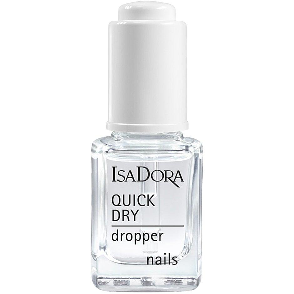 IsaDora Quick Dry Dropper 6 ml IsaDora Överlack