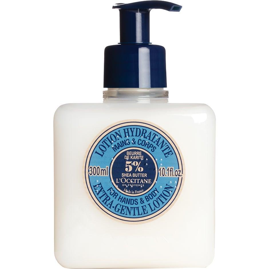 L'Occitane Shea Butter Extra-Gentle Lotion for Hands & Body 300 ml L'Occitane Handvård
