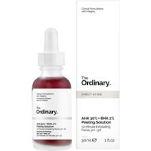 The Ordinary. The Ordinary AHA 30% + BHA 2% Peeling Solution