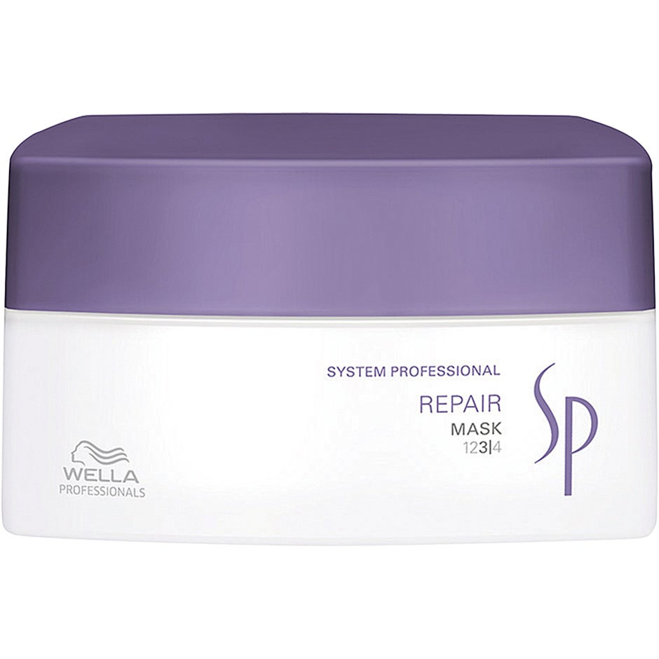 Wella System Professional Repair Mask 200 ml Wella Hårinpackning