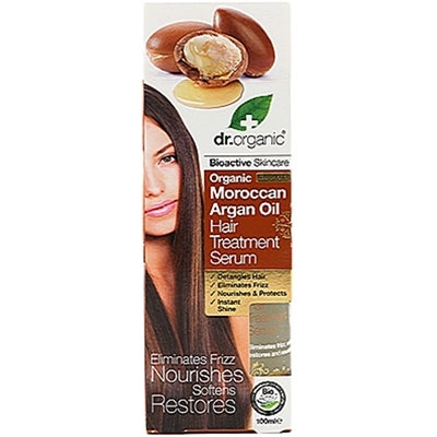 Dr Organic Dr. Organic Organic Moroccan Argan Oil Hair Treatment Serum