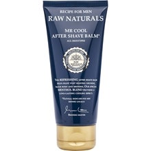 Raw Naturals by Recipe for Men Raw Naturals Mr Cool After Shave Balm