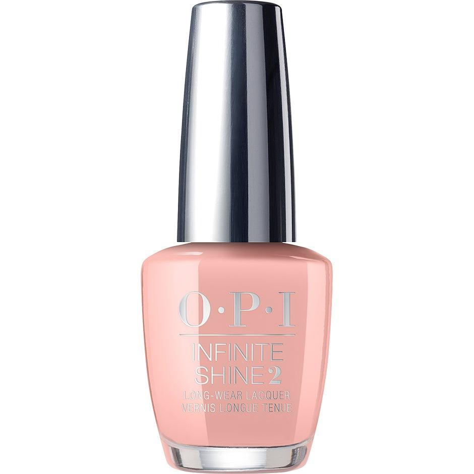 OPI Infinite Shine Machu Peach-u 15 ml OPI Rosa & Röd