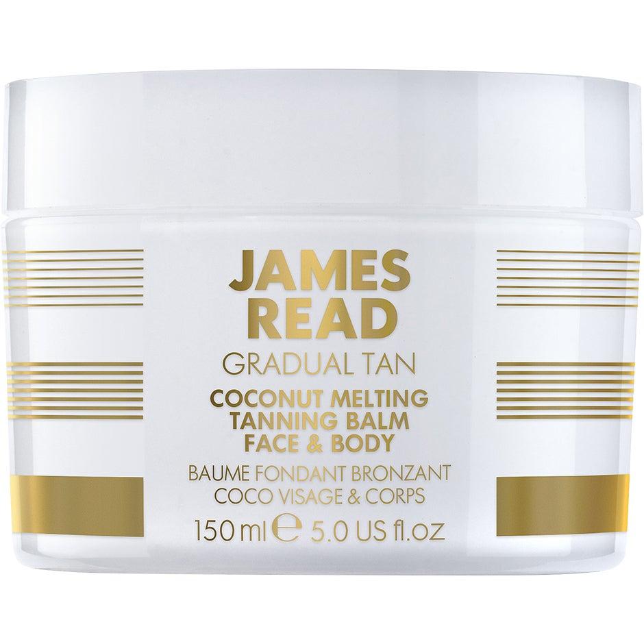 James Read Coconut Melting Tanning Balm 150 ml James Read Brun Utan Sol