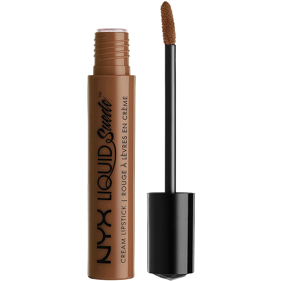 Liquid Suede Cream Lipstick 4 ml NYX Professional Makeup Läppstift