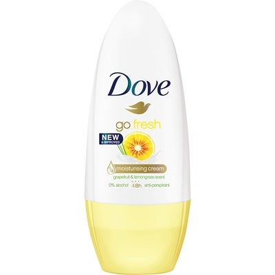 Dove Go Fresh Grapefruit & Lemongrass