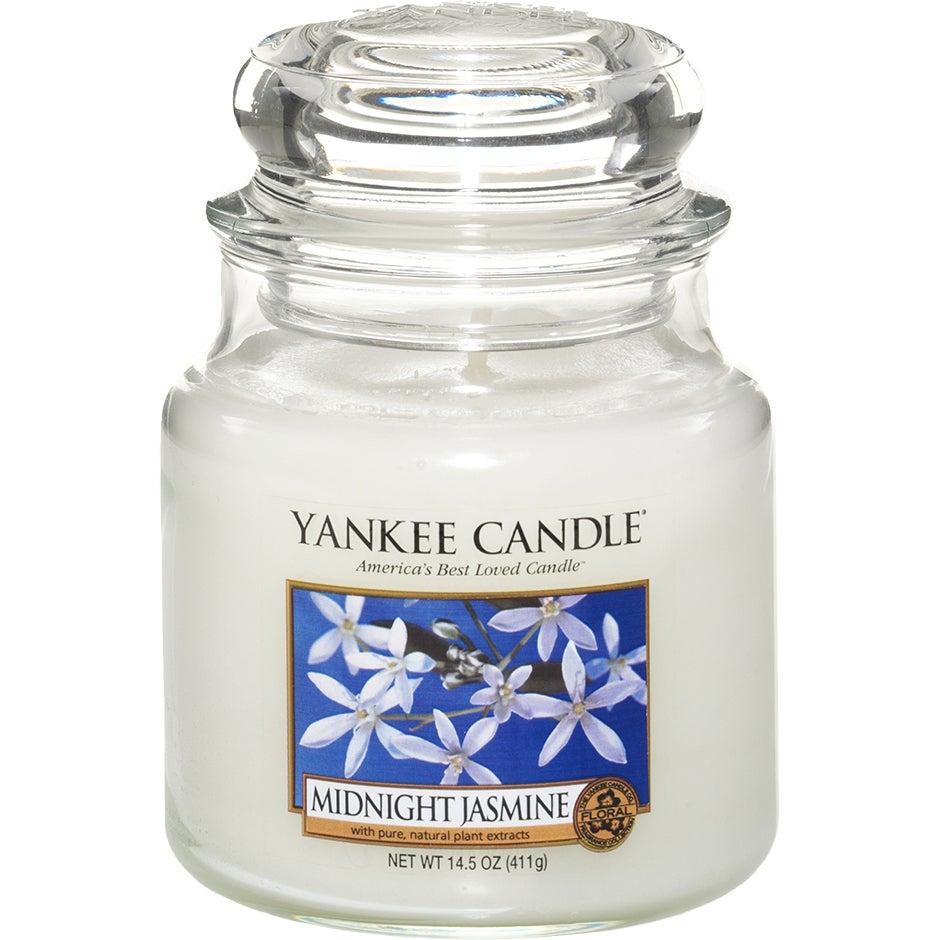 Midnight Jasmine 411 g Yankee Candle Doftljus