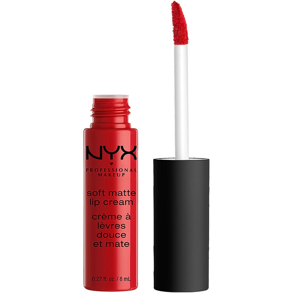 Soft Matte Lip Cream 8 ml NYX Professional Makeup Läppglans
